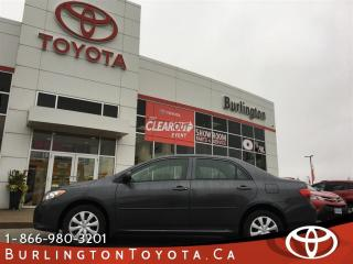 Used 2009 Toyota Corolla CE for sale in Burlington, ON