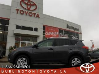 Used 2015 Toyota RAV4 LE EXTENDED WARRANTY for sale in Burlington, ON