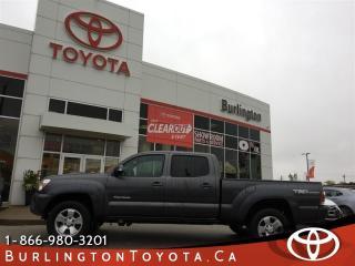 Used 2014 Toyota Tacoma V6 TRD SPORT for sale in Burlington, ON