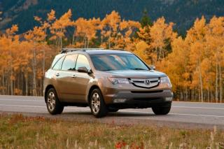 Used 2009 Acura MDX Tech Package AWD for sale in Calgary, AB