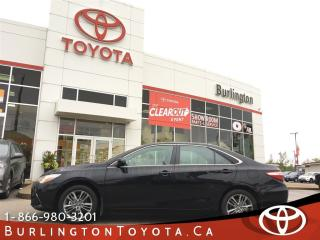Used 2017 Toyota Camry SE EDITION for sale in Burlington, ON