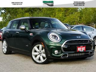 Used 2017 MINI Cooper Clubman S    Save on new for sale in North York, ON