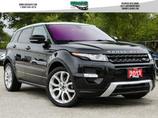 Used 2013 Land Rover Evoque Dynamic for sale in North York, ON