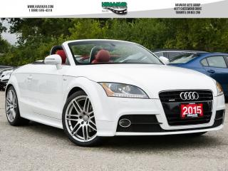 Used 2015 Audi TT 2.0T S line Competition (S tronic) for sale in North York, ON