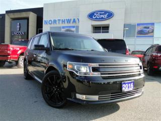 Used 2016 Ford Flex Limited | NAV | LEATHER | SUN ROOF | REAR CAM | for sale in Brantford, ON