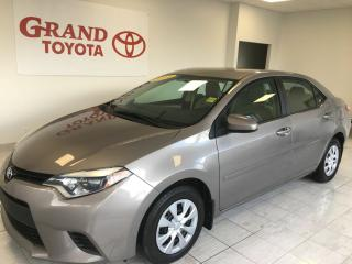 Used 2014 Toyota Corolla LE ECO for sale in Grand Falls-windsor, NL