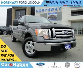 Used 2011 Ford F-150 XLT | TONNEAU COVER | BLUETOOTH | SAT RADIO | for sale in Brantford, ON