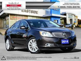 Used 2014 Buick Verano INTEREST RATE AS LOW AS 0.9% for sale in Markham, ON