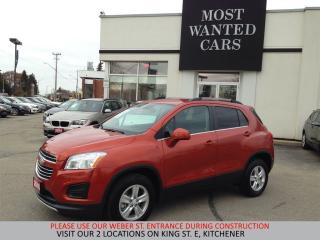 Used 2016 Chevrolet Trax LT | CAMERA | AWD | TOUCHSCREEN for sale in Kitchener, ON