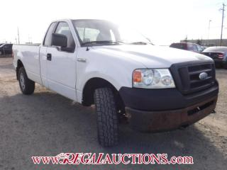 Used 2007 Ford F150 XL REG CAB 4WD for sale in Calgary, AB