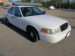 Used 2008 Ford Crown Victoria Police Interceptor for sale in East York, ON
