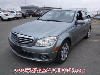 Used 2011 Mercedes-Benz C-CLASS C250 4D SEDAN 4MATIC 2.5L for sale in Calgary, AB