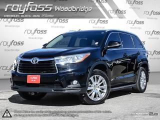 Used 2014 Toyota Highlander XLE for sale in Woodbridge, ON