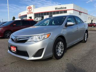 Used 2012 Toyota Camry LE w/ Keyless Entry, Cruise for sale in Etobicoke, ON