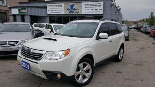 Used 2009 Subaru Forester XT Limited for sale in Etobicoke, ON