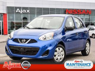 Used 2015 Nissan Micra S*29000 Kms*AC*Hatchback for sale in Ajax, ON