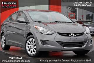 Used 2011 Hyundai Elantra GLS for sale in Pickering, ON