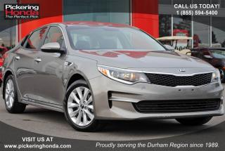 Used 2016 Kia Optima LX REAR CAMERA HEATED SEATS BLUETOOTH for sale in Pickering, ON