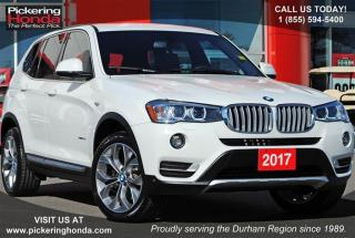 Used 2017 BMW X3 xDrive28i for sale in Pickering, ON