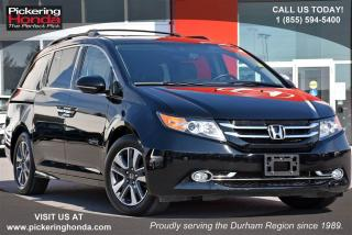 Used 2015 Honda Odyssey Touring LEATHER DVD NAVI for sale in Pickering, ON