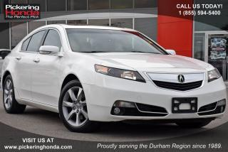 Used 2012 Acura TL Base w/Technology Package (A6) for sale in Pickering, ON
