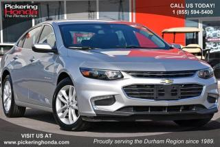 Used 2017 Chevrolet Malibu LT for sale in Pickering, ON