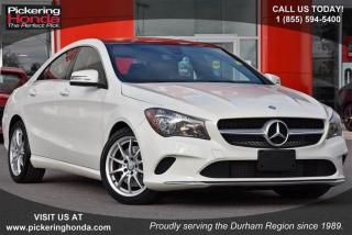 Used 2017 Mercedes-Benz CLA250 4MATIC Coupe for sale in Pickering, ON