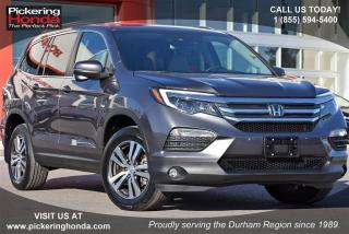 Used 2016 Honda Pilot EX-L 6AT AWD for sale in Pickering, ON