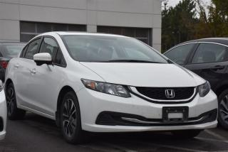 Used 2015 Honda Civic EX SUNROOF ALLOYS PUSH BUTTON for sale in Pickering, ON