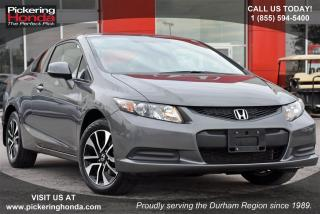 Used 2013 Honda Civic EX SUNROOF ALLOYS MATS for sale in Pickering, ON