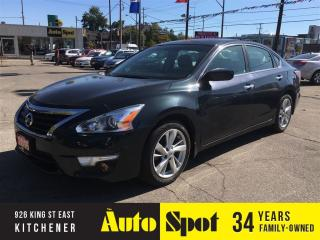 Used 2015 Nissan Altima 2.5 SV/LOADED/PRICED FOR A QUICK SALE ! for sale in Kitchener, ON