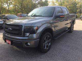 Used 2014 Ford F-150 FX4 for sale in London, ON