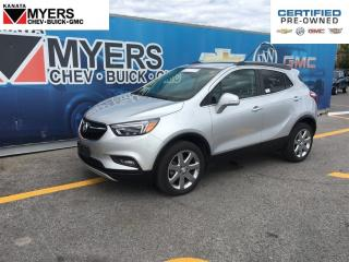 Used 2017 Buick Encore AWD LEATHER, SUNROOF, NAVIGATION for sale in Ottawa, ON