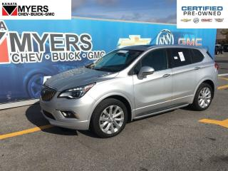 Used 2016 Buick Envision AWD, AUTOMATIC PARK ASSIST, SURROUND VISION for sale in Ottawa, ON
