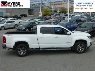 Used 2016 Chevrolet Colorado Z71 V-6 4WD SPRAY ON BEDLINER FOGLAMPS 8ASSIST ST for sale in Ottawa, ON