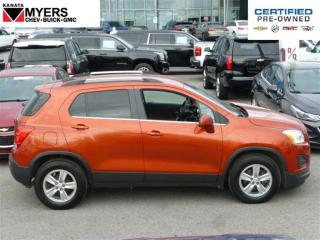 Used 2015 Chevrolet Trax LT FWD for sale in Ottawa, ON