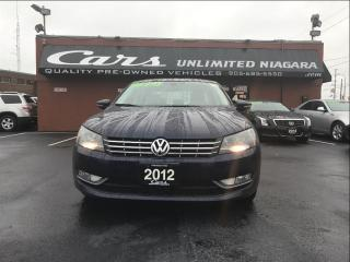 Used 2012 Volkswagen Passat 2.0 TDI Highline (A6) for sale in St Catharines, ON