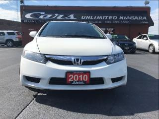 Used 2010 Honda Civic Sport for sale in St Catharines, ON