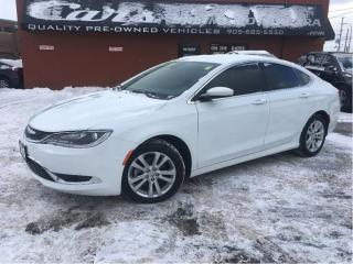 Used 2015 Chrysler 200 Limited | CAMERA | NO ACCIDENTS | REMOTE ... for sale in St Catharines, ON