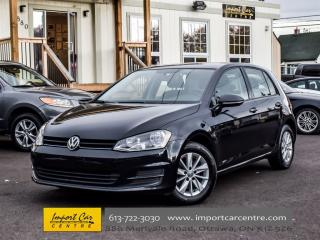 Used 2015 Volkswagen Golf TRENDLINE for sale in Ottawa, ON