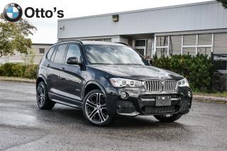 Used 2016 BMW X3 xDrive35i for sale in Ottawa, ON