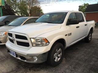 Used 2016 Dodge Ram 1500 Outdoorsman  CREW  4X4 for sale in Belmont, ON