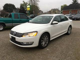 Used 2012 Volkswagen Passat 2.0 TDI DSG Highline for sale in Belmont, ON