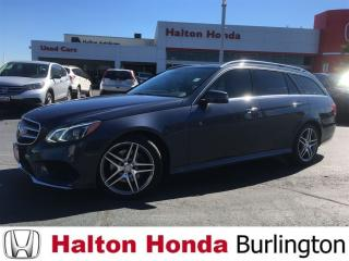 Used 2016 Mercedes-Benz E-Class 400 for sale in Burlington, ON