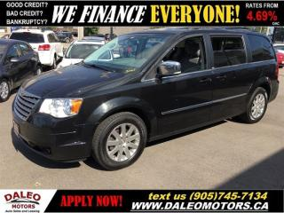 Used 2010 Chrysler Town & Country TOURING for sale in Hamilton, ON