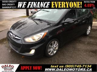 Used 2014 Hyundai Accent GL for sale in Hamilton, ON