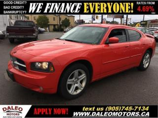 Used 2010 Dodge Charger SXT for sale in Hamilton, ON