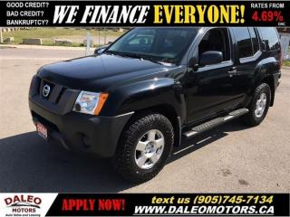 Used 2008 Nissan Xterra Off Road | 4X4 | ONLY 98KMS! for sale in Hamilton, ON