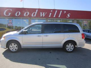 Used 2012 Dodge Grand Caravan SE! ROOF RACK! for sale in Aylmer, ON