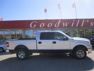 Used 2007 Ford F-150 XLT! CREW CAB! for sale in Aylmer, ON